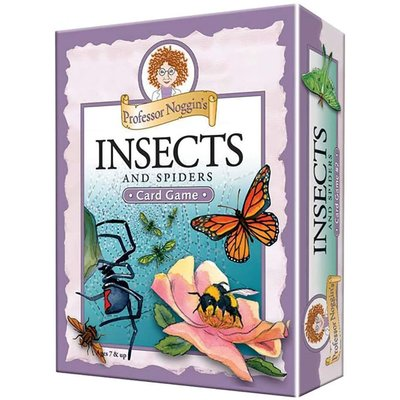 OUTSET MEDIA PROFESSOR NOGGIN'S INSECTS AND SPIDERS
