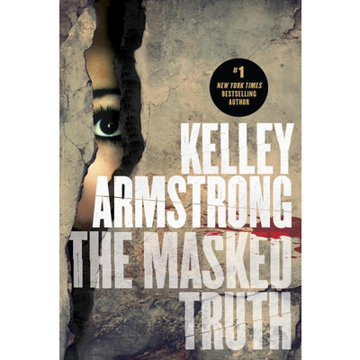 RANDOM HOUSE MASKED TRUTH HB ARMSTRONG