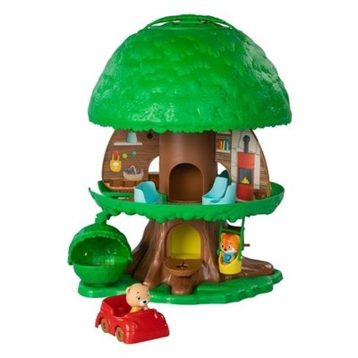 TIMBER TOTS TIMBER TOTS TREE HOUSE