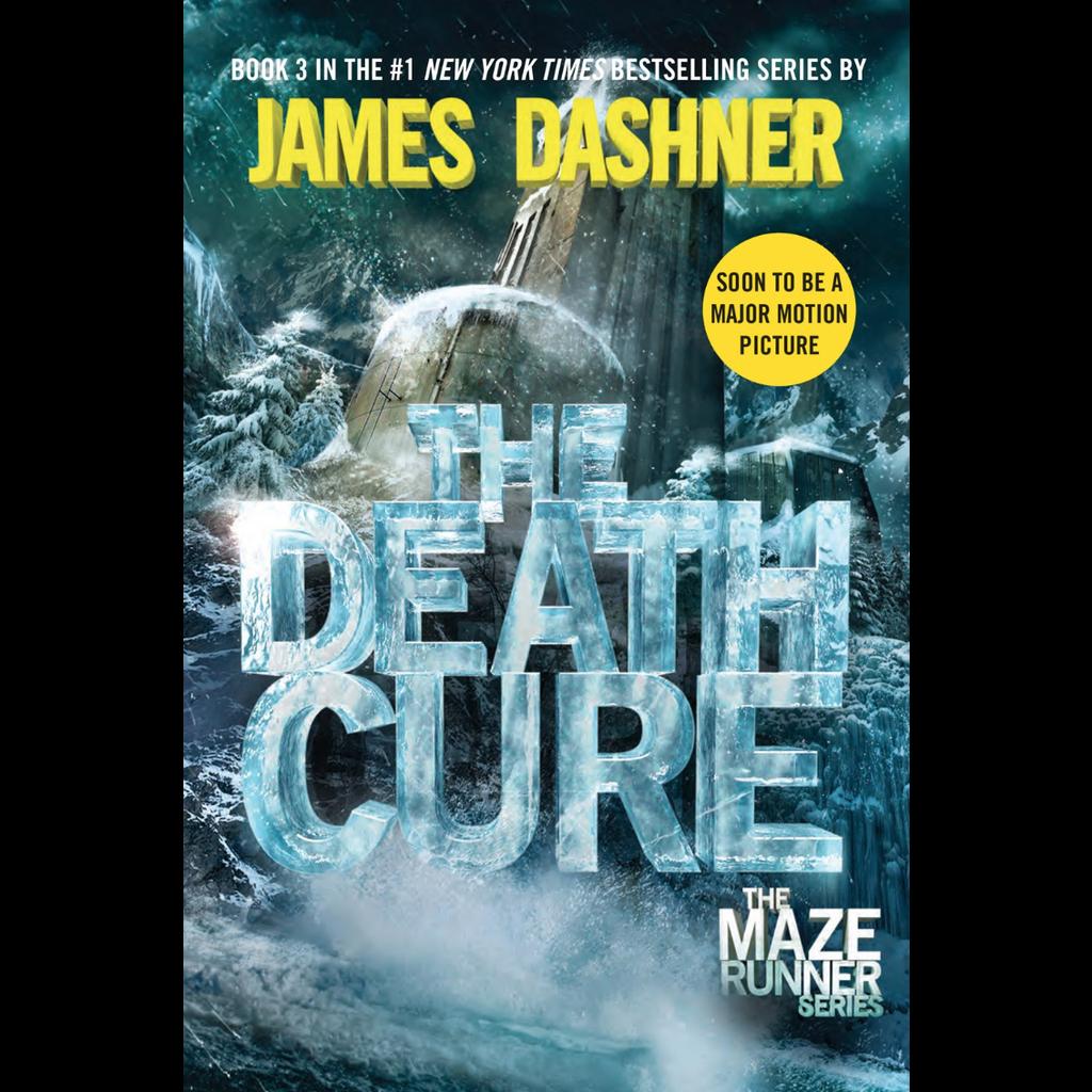 MAZE RUNNER 3 DEATH CURE PB DASHNER - THE TOY STORE