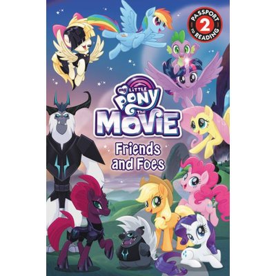 HACHETTE BOOK GROUP MY LITTLE PONY FRIENDS & FOES BR LVL 2