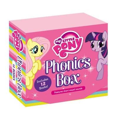 HACHETTE BOOK GROUP MY LITTLE PONY: PHONICS BOX SET BR