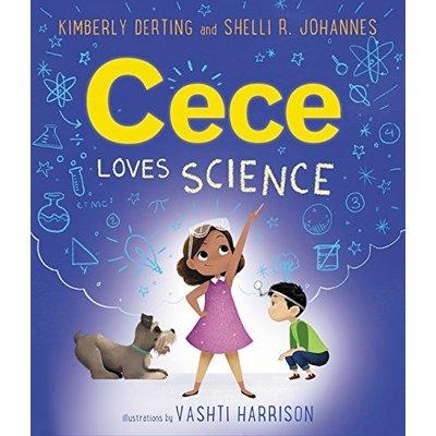 CECE LOVES SCIENCE HB DERTING