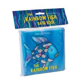 SIMON AND SCHUSTER RAINBOW FISH BATH BOOK PFISTER