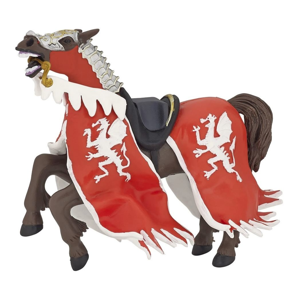 Red Dragon King Horse Papo The Toy Store Here is my entry and and obviously its from the king of dragon bahamut inspire look one of my favorite eidolon or summon in all ff games i have a lot of fun doing this one shield is head of the eidolon and. papo red dragon king horse papo