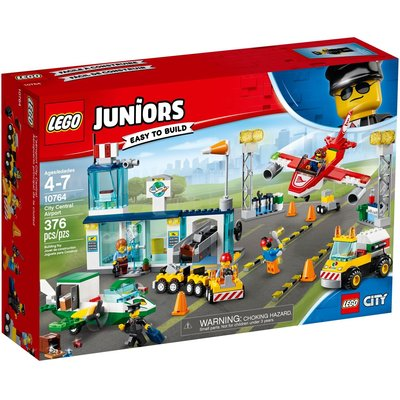 LEGO CITY CENTRAL AIRPORT JUNIORS