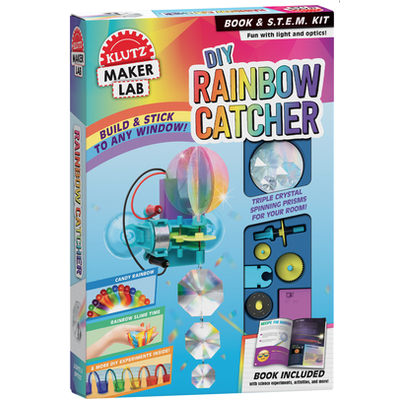 KLUTZ DIY RAINBOW CATCHER KLUTZ