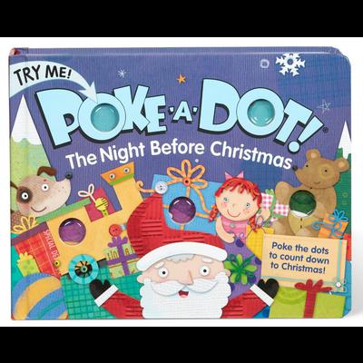 MELISSA AND DOUG POKE A DOT NIGHT BEFORE CHRISTMAS