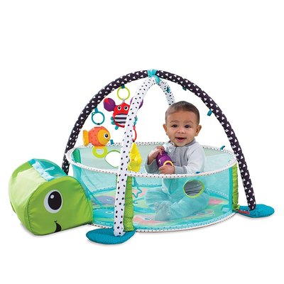 INFANTINO GROW WITH ME ACTIVITY GYM & BALL PIT