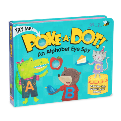 POKE A DOT POKE-A-DOT! AN ALPHABET EYE SPY
