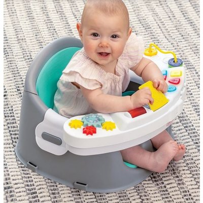 INFANTINO MUSIC & LIGHTS DISCOVERY SEAT & BOOSTER