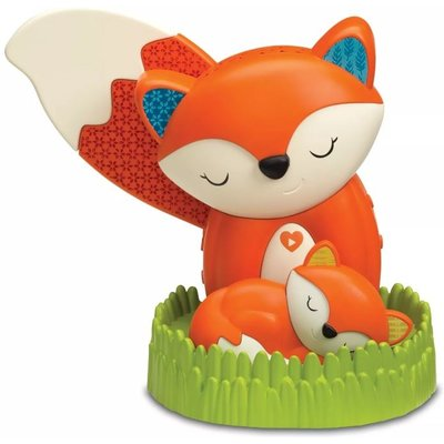 INFANTINO MUSICAL SOOTHER & NIGHT LIGHT