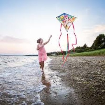 "PREMIER KITE UNICORN 25"" DIAMOND KITE"