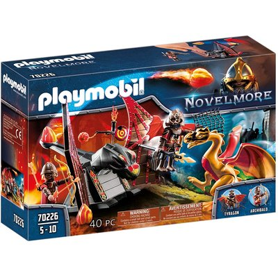 PLAYMOBIL NOVELMORE RAIDERS DRAGON TRAINING PLAYMOBIL