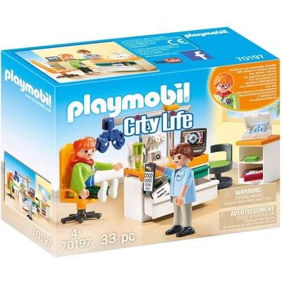 PLAYMOBIL OPTHALMOLOGIST
