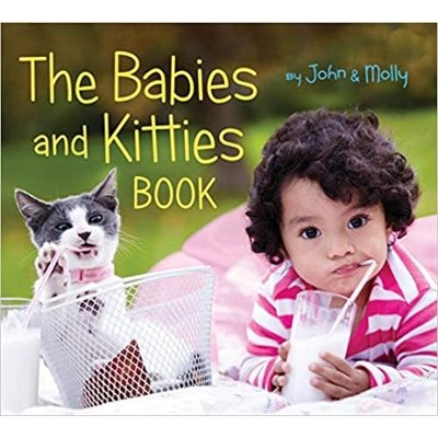 HMH BOOKS FOR YOUNG READERS BABIES AND KITTIES BB SCHINDEL