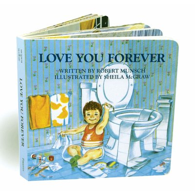 FIREFLY BOOKS LOVE YOU FOREVER BB MUNSCH