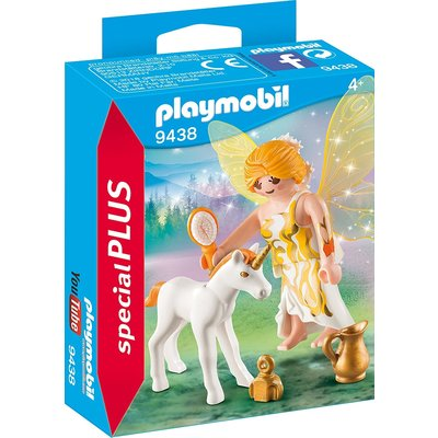 PLAYMOBIL SUN FAIRY WITH UNICORN FOAL*