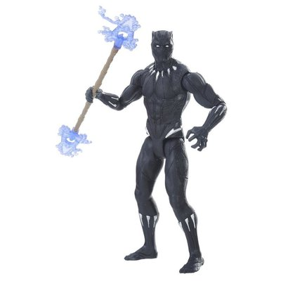"HASBRO BLACK PANTHER 6"" FIGURE**"