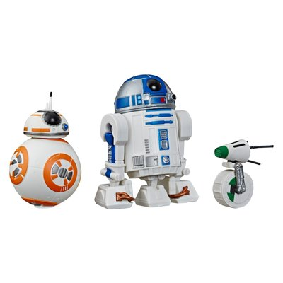 STAR WARS STAR WARS DROID 3 PACK