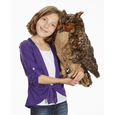 MELISSA AND DOUG OWL LARGE