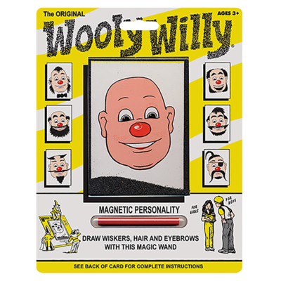 PLAYMONSTER WOOLY WILLY