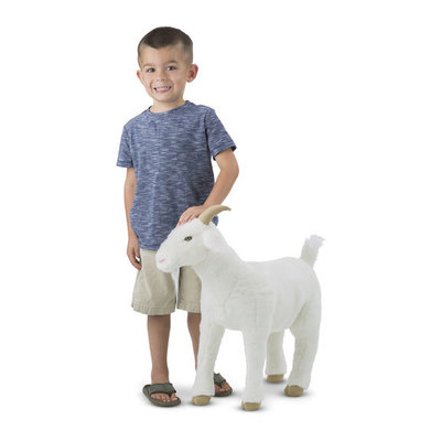 MELISSA AND DOUG LARGE GOAT