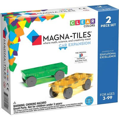 VALTECH! CO MAGNA-TILES CARS EXPANSION