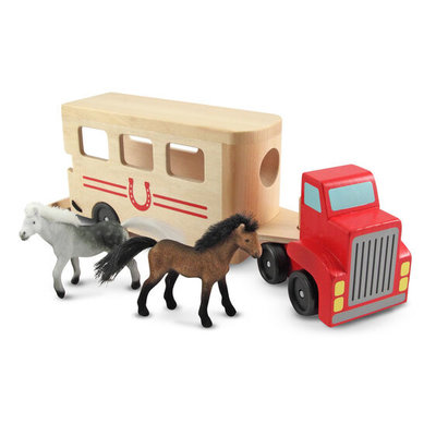 MELISSA AND DOUG HORSE CARRIER*