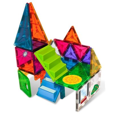 VALTECH! CO MAGNA-TILES HOUSE 28 PC SET