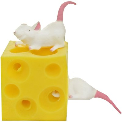 PLAYVISIONS STRETCHY MICE & CHEESE**