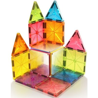 VALTECH! CO MAGNA-TILES STARDUST 15 PC SET
