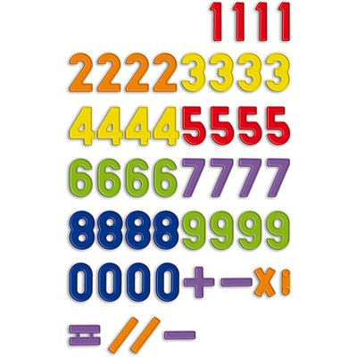 QUERCETTI MAGNETIC NUMBERS