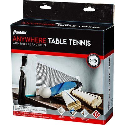FRANKLIN TABLE TENNIS ANYWHERE