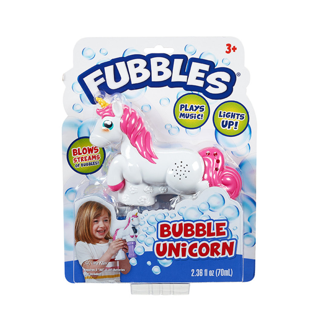 FUBBLES FUBBLES BUBBLE ANIMAL BLASTER*