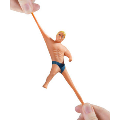 SUPER IMPULSE WORLDS SMALLEST STRETCH ARMSTRONG