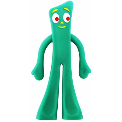 WORLDS SMALLEST STRETCH GUMBY