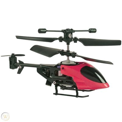 WESTMINSTER WORLDS SMALLEST R/C HELICOPTER