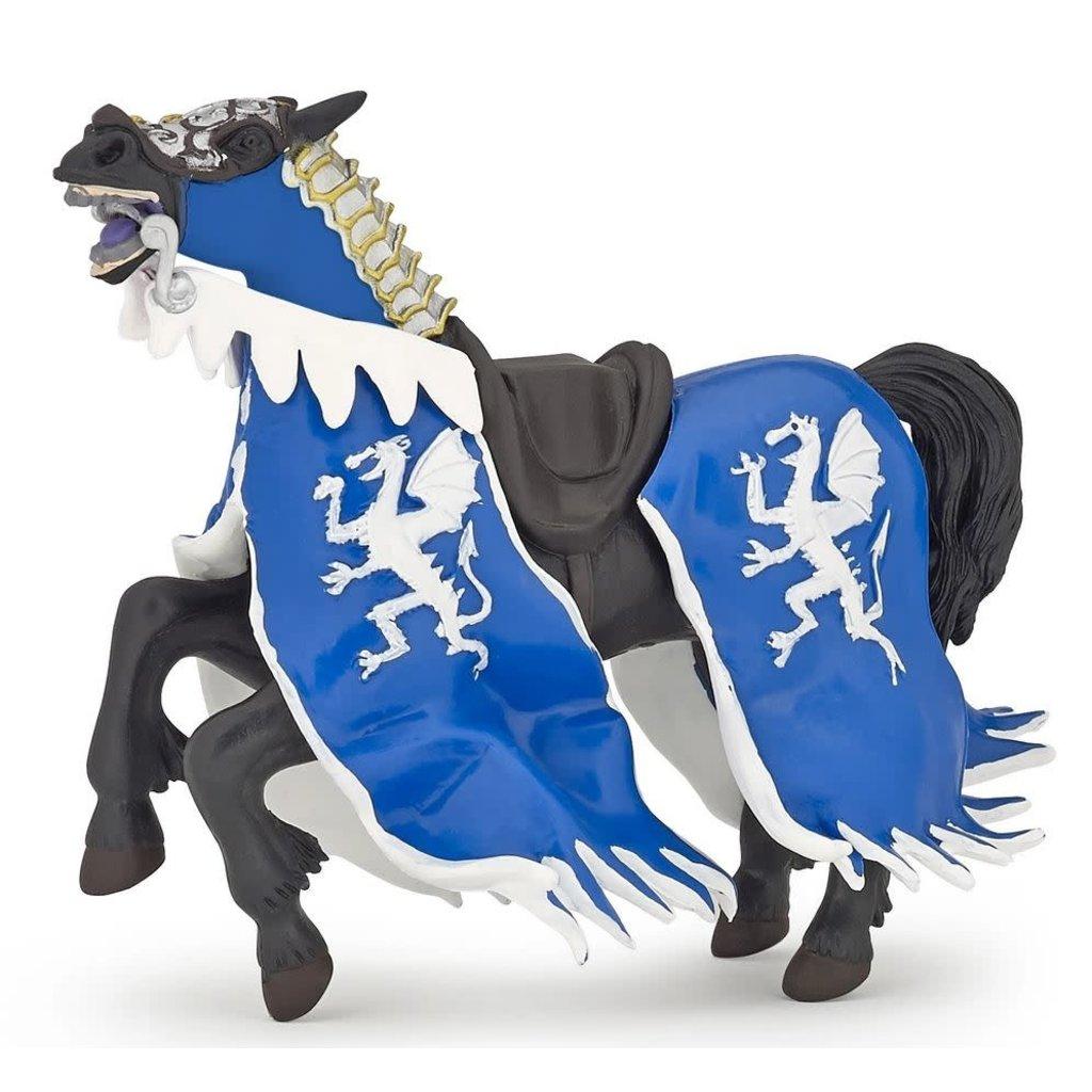BLUE DRAGON KINGS HORSE PAPO
