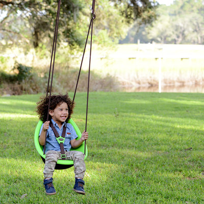 SWURFER KIWI BABY SWING