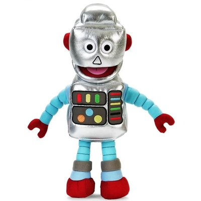 SILLY PUPPETS ROBOT PUPPET