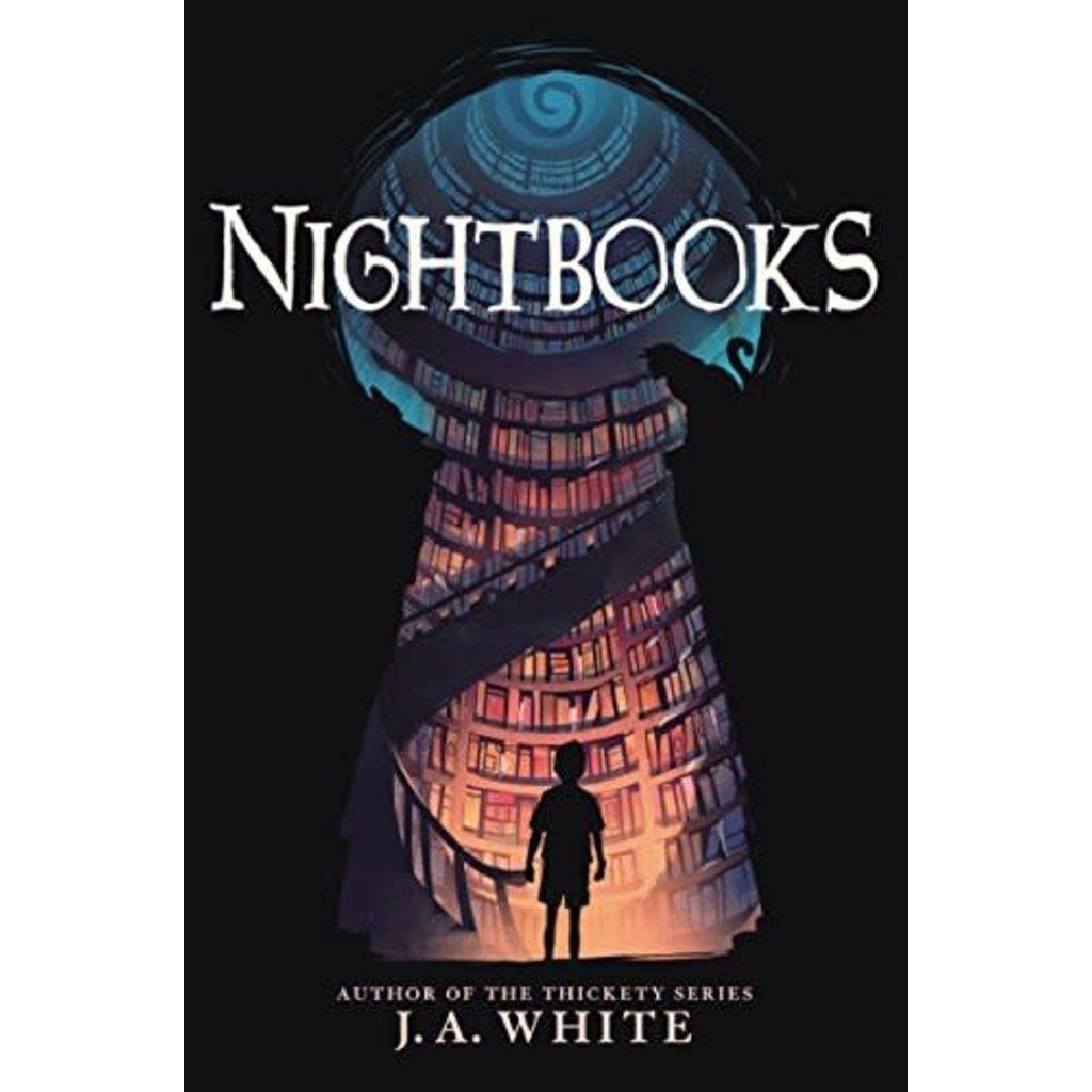 KATHERINE TEGEN BOOKS NIGHTBOOKS PB WHITE@