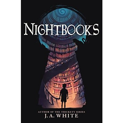 KATHERINE TEGEN BOOKS NIGHTBOOKS PB WHITE