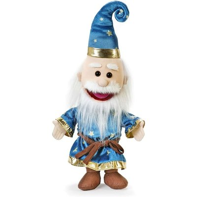SILLY PUPPETS WIZARD PUPPET