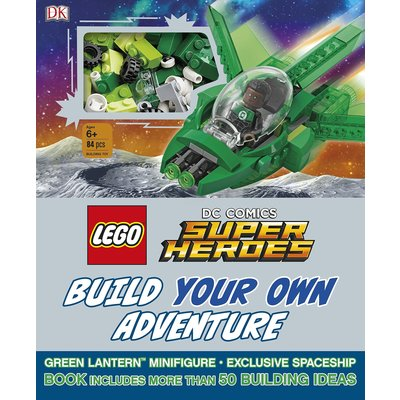 DK PUBLISHING LEGO SUPER HEROES BUILD YOUR OWN ADVENTURE HB DK