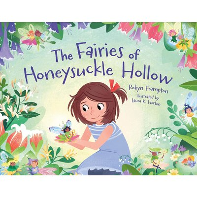 IMPRINT FAIRIES OF HONEYSUCKLE HOLLOW HB FRAMPTON