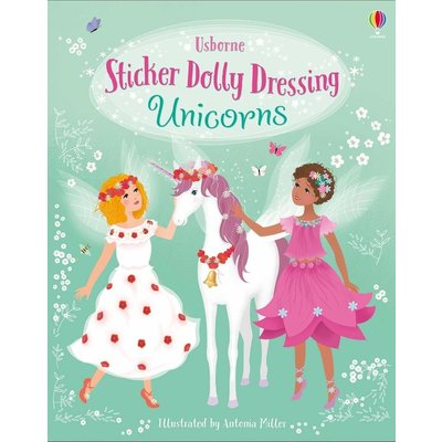 EDC PUBLISHING STICKER DOLLY DRESSING