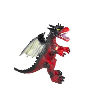 "IMEX/COBI SOFT TOUCH DINOSAUR LARGE 30"" DRAGON"