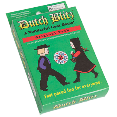 HASBRO EVEREST DUTCH BLITZ