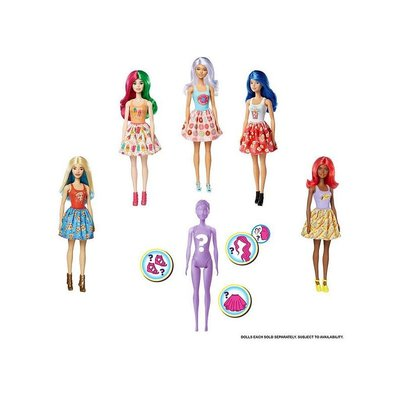 MATTEL COLOR REVEAL BARBIE